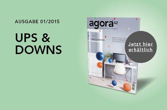 [-50%] agora42 Wirtschafts- und Philosophie Magazin 4€ je Ausgabe inkl. Versand