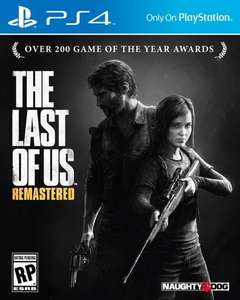 "[Amazon WHD] PS4: The Last of us (Remastered) ""Gebraucht - Wie neu"""
