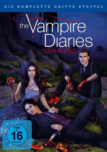 [Amazon WHD PRIME] The Vampire Diaries - Die komplette dritte Staffel [5 DVDs] für 4,30€