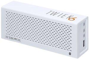 Audiovox Twiek 6 Bluetooth Stereo Lautsprecher Weiß oder schwarz (amazonblitzangebot)