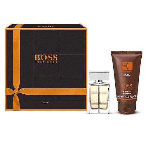 """Hugo Boss™ - Geschenkset """"Boss Orange Man"""" (EdT 40ml+Shower Gel 100ml) ab €21,77 [@Galeria-Kaufhof.de]"""