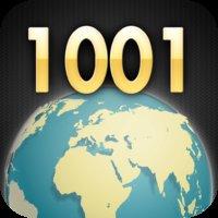 [ios] 1001 Wonders of the World iPhone und iPad App (erstmals kostenlos, statt 1-2€)