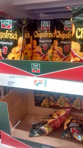 [real] chipsfrisch 175g für 1,29€ anstatt 1,99