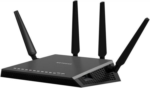 Netgear Nighthawk X4 R7500 (Wlan AC 2350 Router) & Google Chromecast (kostenlos dazu) bei AMAZON.DE