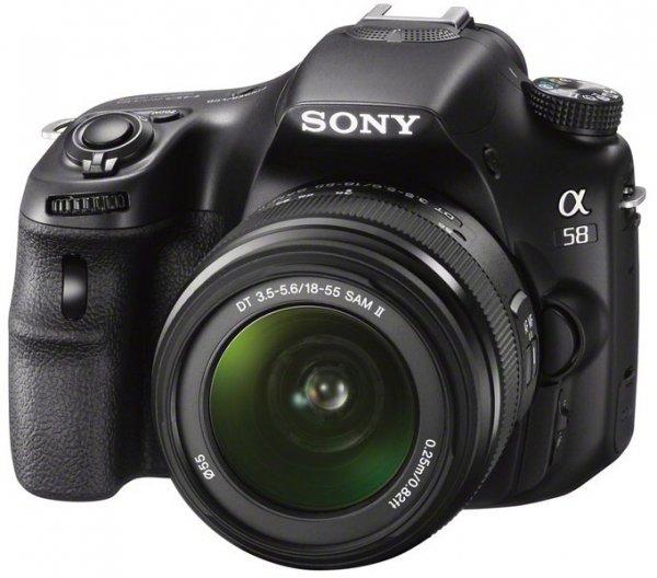 [lokal Berlin] Sony Alpha SLT A58K 18-55mm 296€,  IPAD Mini Retina 16GB cellular 333€, uvm