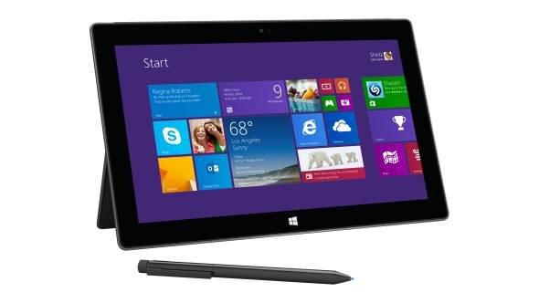 [Cyberport] Surface Pro 2, 256GB SSD, 8GB RAM, i5