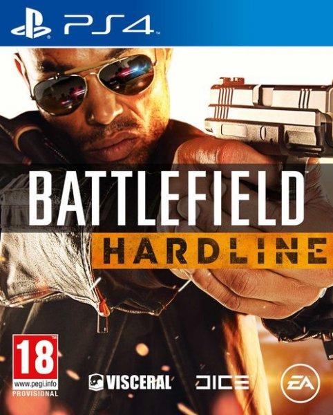 Battlefield Hardline Vorbestellen 62,95€  PS4