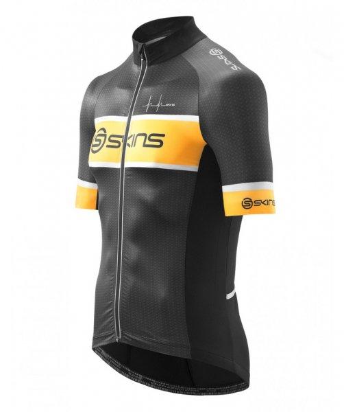 Skins Herren Cycle Short Sleeve Team Jersey (Größe S) für 21,74 Euro (UVP 79,- und rund -50% gegenüber bisherigem Bestpreis)