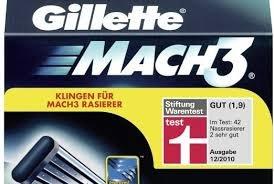 [lokal] Bergen auf Rügen / real : Gilette Mach3 Rasierklingen 20 Stück für 20€ = 1 Stk. für 1 €