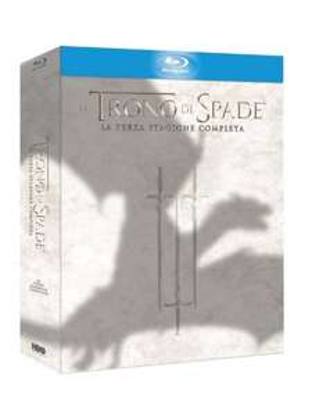 (Amazon.es) Game of Thrones - Staffel 3 [Blu-ray] für 20,56€ inkl. VSK