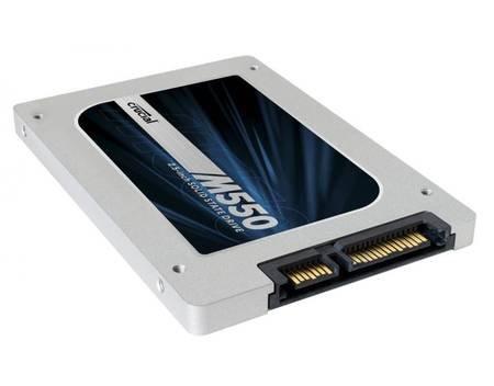 [MeinPaket] Crucial M550 SSD 256GB für 96,99€ inkl. Versand