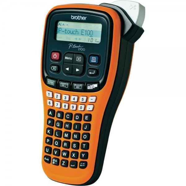 [Conrad] Beschriftungsgerät Brother P-Touch E100 plus ein zusätzliches Schriftband TZe für 21,99€