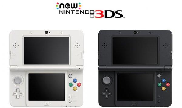 (Lokal Saturn Trier) New 3DS in weiss oder schwarz