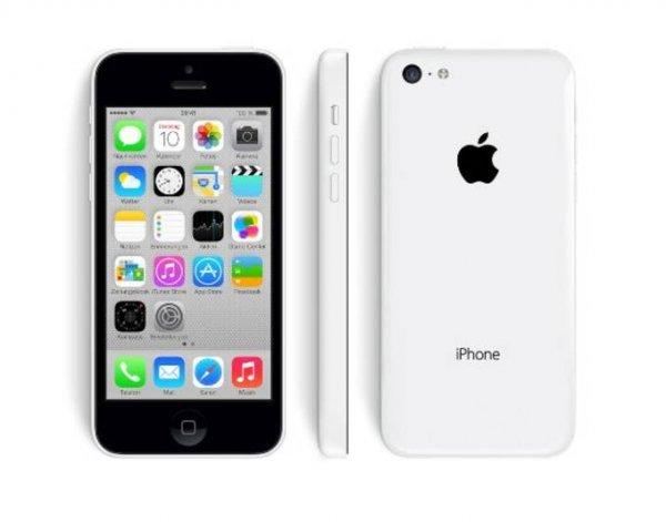 HAMMER! Apple iPhone 5C mit 16GB in Weiß und Pink @MeinPaket für 349€