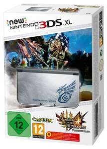 New Nintendo 3DS XL (Monster Hunter 4 Ultimate Limited Edition)