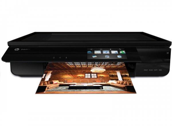 Amazon - HP Envy 120 eAll-in-One Tintenstrahl Multifunktionsdrucker (A4, Drucker, Scanner, Kopierer, Wlan, USB, 4800x1200) - 99,90 €