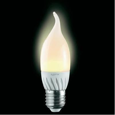 [Conrad] 14 x E27 Sygonix LED 4W warmweiß Kerzenform für EUR 20,90 (mit SÜ!), Stückpreis = EUR 1,49