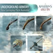 PS4 - Assassin's Creed® Unity - Untergrundwaffen-Paket