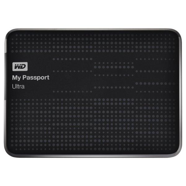 [Amazon Blitzangebot] WD My Passport Ultra externe Festplatte 2TB (2,5 Zoll, USB 3.0) für 88,90 €