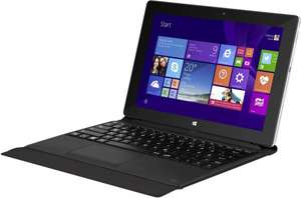 """[DIGITALO] Trekstor Keyboard W10a Tastatur mit Tasche für Standfunktion für Wintron 10"""" Modelle, 34,90€"""
