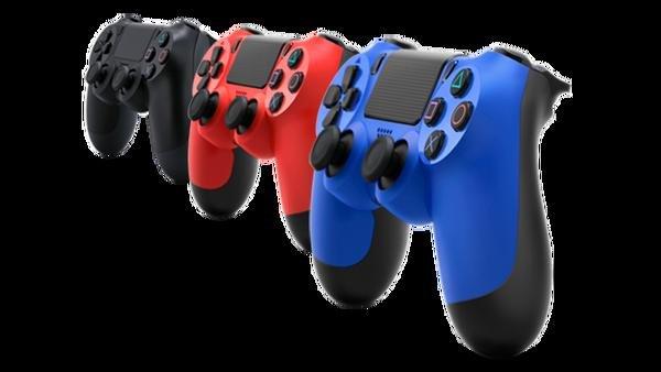 Für Sony Xperia Besitzer: Ps4 Controller in schwarz, rot oder blau für 44,99 Euro außerdem noch viele weitere Angebote