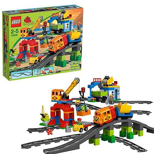mytoys.de 30% zusätzlich auf Lego Duplo, z.B. Eisenbahn Super Set für 59,44 EUR