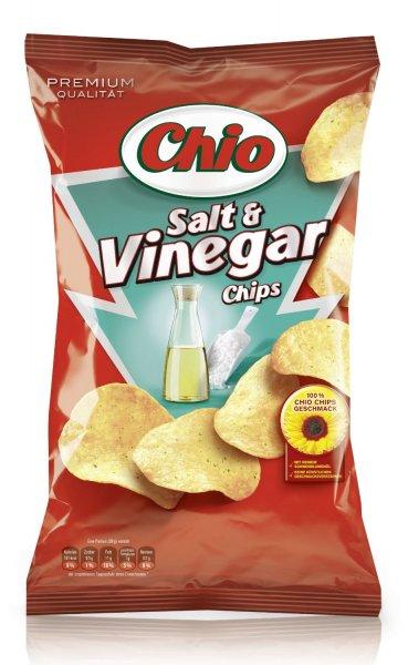 (Amazon Prime) Chio Salt & Vinegar, 5er Pack a. 175gr