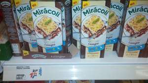 [REAL HH-OSTSTEINBEK] Miracoli Lasagne 1,11 €