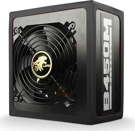 LEPA MaxBron 450W teilmodulares PC-Netzteil - 39,99€ @ ZackZack