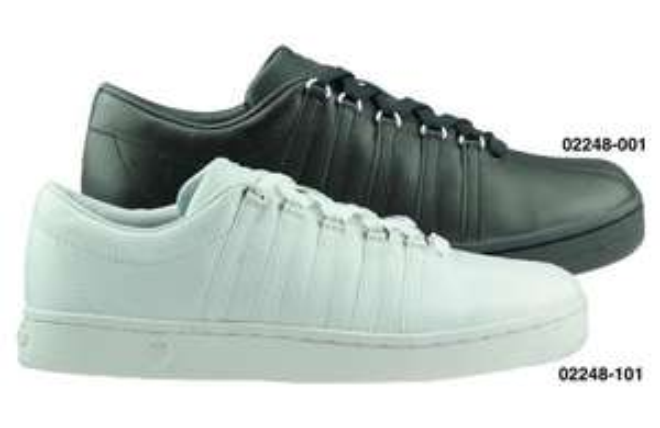K-SWISS Schuhe Sneaker Turnschuhe Herren Echtleder, 28,99 EUR @ ebay