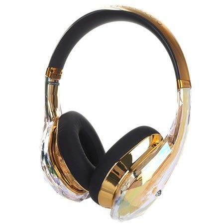 Monster® Diamond Tears Edge Gold Kopfhörer, 144,85 EUR @ eltronics
