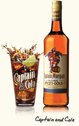 Captain Morgan für 9,99 bei Real inkl. Glas