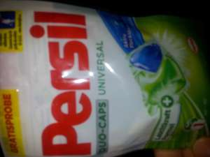 [lokal Berlin] Persil Probe DuoCaps