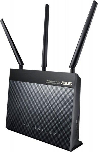 Asus DSL-AC68U für 149,90€@ Computeruniverse - AC1900 Router