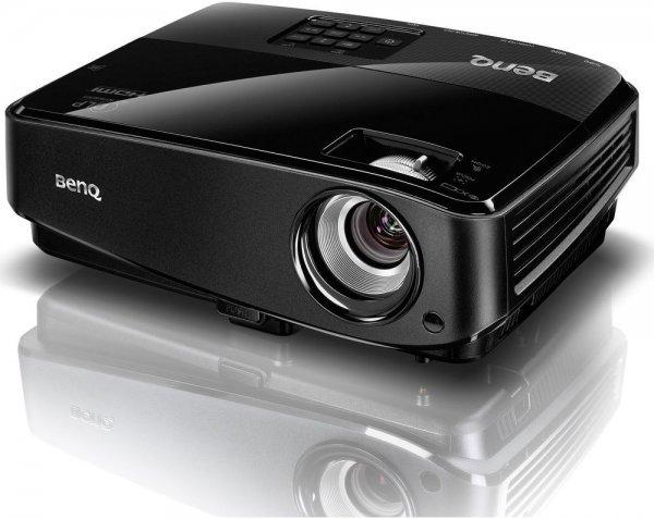 BenQ MW523, 1280 x 800 WXGA, 3D, DLP (Projektor) [computeruniverse] 299,-