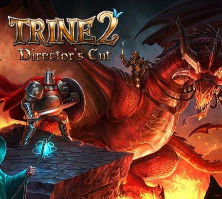 Trine 2: Director's Cut Wii U für 8,49€ statt 16,99€, Knytt Underground Wii U für 3,99€ statt 8,99€ im Nintendo eshop