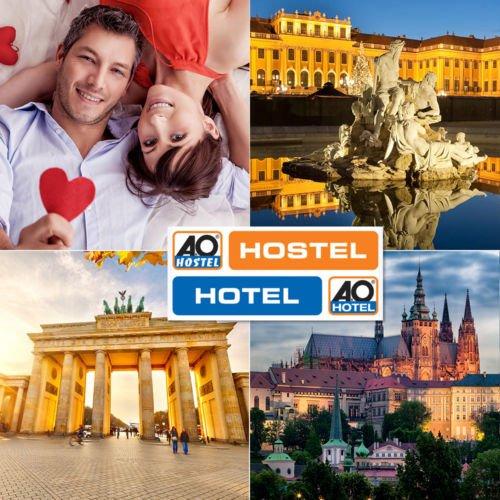 A&O TO GO Hotelgutschein (2 Personen, 2 Übernachtungen und Frühstück) für 69€ @eBay