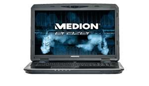 "MEDION ERAZER X7829 Gaming-Notebook für 985€ mit i7-4710MQ - GTX 870M - 1TB HDD - 8GB RAM - Win 8.1 - 17,3"" Full HD"