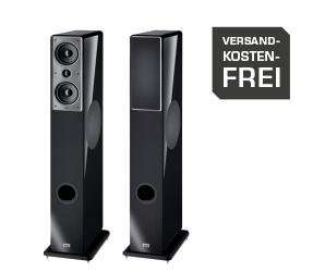 Heco Music Colors 200 (schwarz) Standlautsprecher für 399€ @Saturn.de