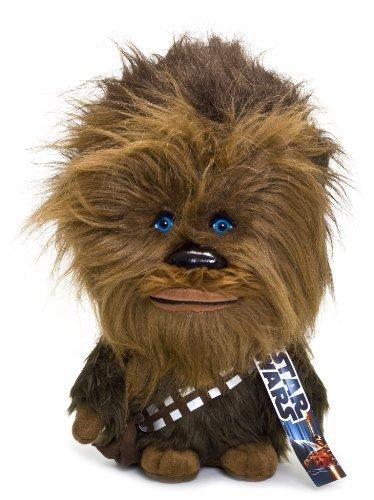 [Amazon Prime] Chewbacca Plüsch 40cm für 15,64€ (38% Ersparnis) - wieder da! *** Darth Vader: 17,97€ *** Yoda: 22,44€ [MP] *** R2D2 (20cm): 12,77€