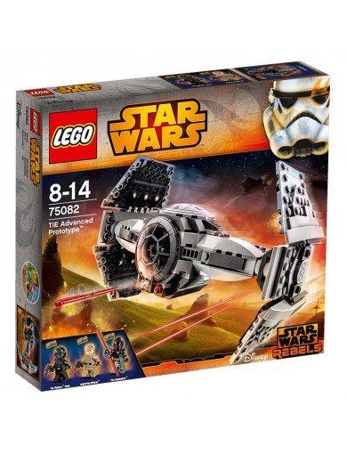 LEGO Star Wars 75082 TIE Advanced Prototype bei Spielemax Online mit Gutschein für 34,94€ / Lokal für 31,99€