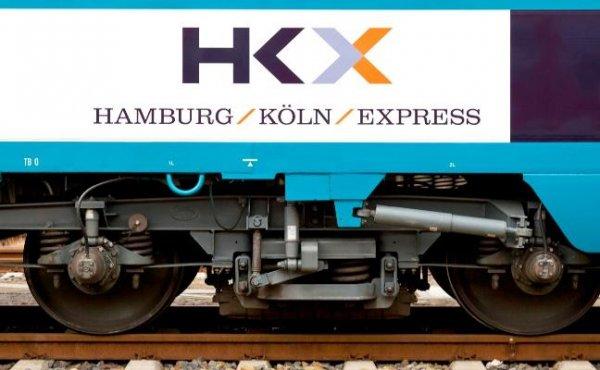 HKX Bahn - 25€ Gutschein für 14,88€ bei Groupon