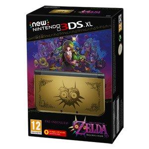 [Real] New Nintendo 3DS XL Majora's Mask Edition für 224 €