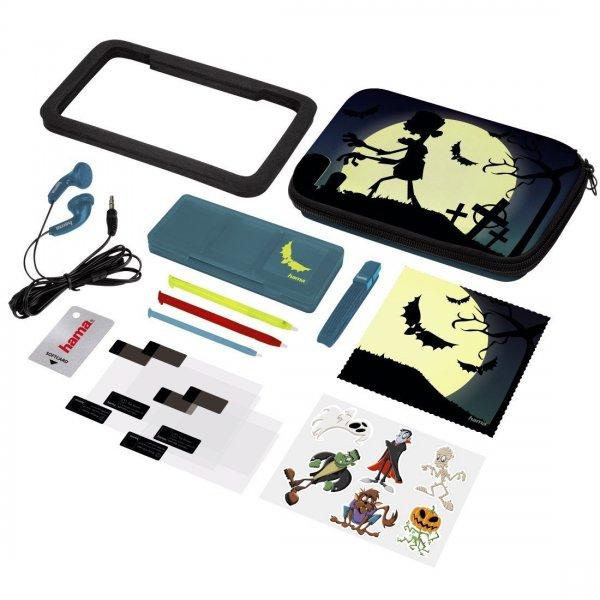 [Amazon PRIME] Hama 15in1-Zubehör-Set für New Nintendo 3DS / 3DS XL - versch. Motive + mehr
