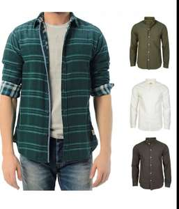 Jack & Jones Slim Fit Freizeithemden (EBay WOW)