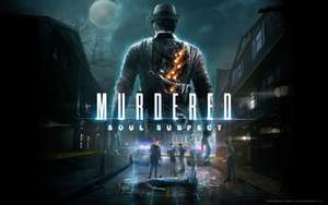 [Steam] Murdered: Soul Suspect @ Square Enix Store