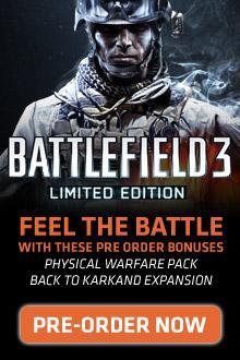 Battlefield 3™ Limited Edition (PC) für 22,11€ direkt über ORIGIN !!