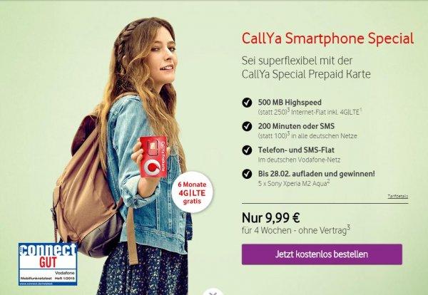 CallYa Smartphone Specia
