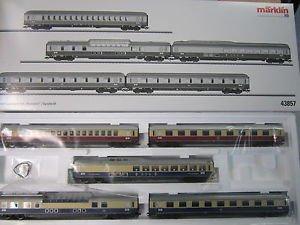 """Märklin 43857 Schnellzugwagen-Set """"Rheinpfeil"""""""