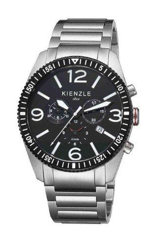 [Amazon Marketplace] Kienzle Herren Edelstahl-Chronograph für 79€ incl.Verand!